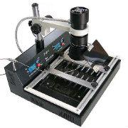 Преднастроенные программы для свинцовой и бессвинцовой пайки BGA.  Ремонтная станция поставляется вместе с...